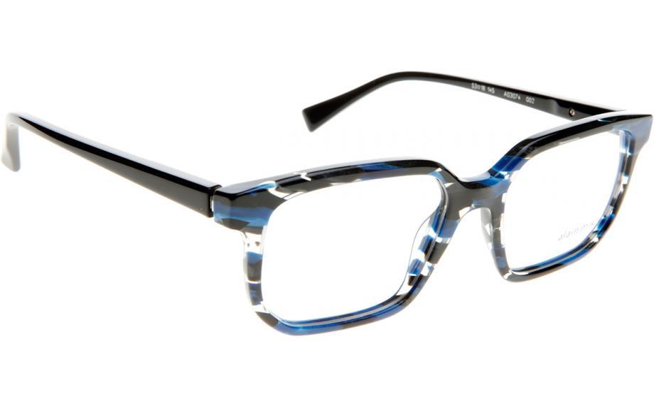 7ce38a1c1e Alain Mikli A03074 002 53 Gözlük - Ücretsiz Nakliye